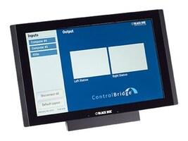 Black Box ControlBridge Touch Panel - Desktop, 7, CB-TOUCH7-T, 33972631, Remote Controls - Presentation
