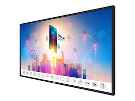 Philips 85.6 BDL3012T 4K Ultra HD LED-LCD Touchscreen Display, 86BDL3012T, 36977307, Monitors - Large Format - Touchscreen
