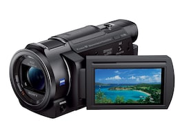 Sony 4K WiFi Handycam with Exmor R CMOS Sensor, FDR-AX33, 31984866, Camcorders