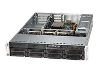 Supermicro SYS-5027R-WRF Main Image from Right-angle