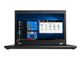 Lenovo NOTEBOOK WS P73 I7 64G 10P Main Image from Front