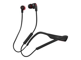 Skullcandy Smokin' Bud 2 Wireless Headphones - Black Red Red, S2PGHW-521, 33218541, Headsets (w/ microphone)