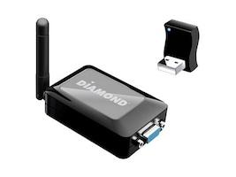 Diamond Multimedia Multimedia VStream Wireless USB, WPCTVPRO, 15689306, Wireless Adapters & NICs