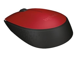 Logitech M170 Clamshell Mouse, Red, 910-004941, 35688458, Mice & Cursor Control Devices