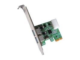 HighPoint Dual USB 3.0 Adapter for Mac, RU1022AM, 13448138, Controller Cards & I/O Boards