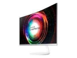 Samsung LC32H711QENXZA Main Image from Right-angle