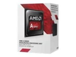 AMD Processor, Sempron QC 3850 1.3GHz 2MB 25W, Box, SD3850JAHMBOX, 16832160, Processor Upgrades