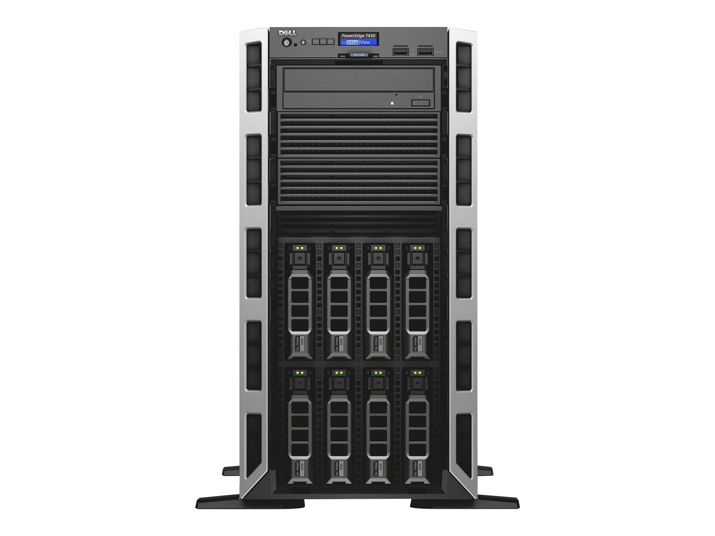 Dell PowerEdge T430 Intel 1 7GHz Xeon