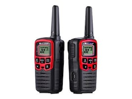 Midland Radio E+Ready Walkie Talkie Kit w  (2) Radios, Flashlight Kit & Whistle, EX37VP, 36941718, Two-Way Radios