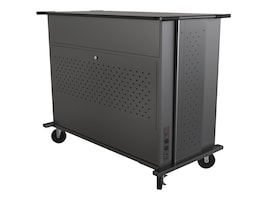 Balt 48-Unit Odyssey XL Chromebook and Tablet Charging Cart, 27725A, 34267483, Computer Carts