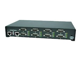 Comtrol DeviceMaster Serial Hub 16-Port RoHS RS232 Serial to Ethernet, 99460-2, 7266434, Remote Access Servers