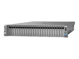 Cisco UCS Smart Play Select C240 M4SX Advanced 1 (2x)Xeon E5-2680 v3 256GB VIC1227, UCS-SPL-C240M4-A1, 20594045, Servers