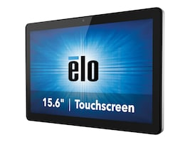 ELO Touch Solutions ESY15i1 Standard AIO Snapdragon 625 2.0GHz 3GB 32GB SSD ac BT GbE WC 15.6 FHD MT Android7.1, E611296, 35125567, Desktops - All-in-One