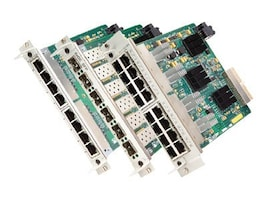 Juniper Networks 8-Port GbE Universal PIM Spare, JXU-8GE-TX-S, 8803625, Network Device Modules & Accessories