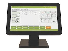 Logic Controls 15.6 LE1015W LCD Touchscreen POS Monitor, Black, LE1015W, 33799787, Monitors - Touchscreen