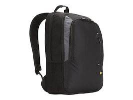 Case Logic 17 Laptop Backpack, Black, 3200980, 10097150, Carrying Cases - Notebook