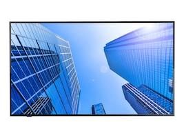 NEC 43 E437Q 4K Ultra HD LED-LCD Display with Integrated ATSC NTSC Tuner, E437Q, 36876338, Monitors - Large Format