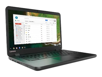 Lenovo TopSeller N42 Chromebook Celeron N3060 1.6GHz 4GB 32GB ac BT WC 14 HD MT Chrome, 80VJ0001US, 32709188, Notebooks