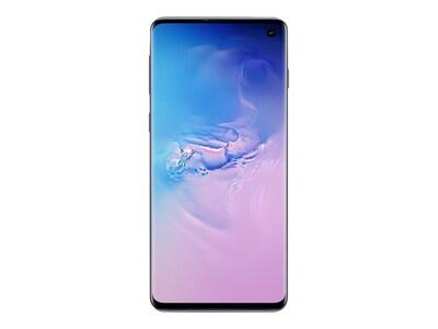 Samsung Galaxy S10 Smartphone, 512GB, Prism Blue (Unlocked), SM-G973UZBEXAA, 36960599, Cell Phones