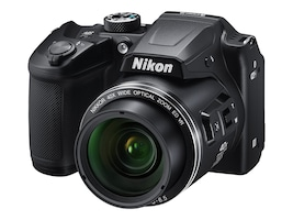 Nikon COOLPIX B500 Digital Camera, Black, 26506, 32555377, Cameras - Digital