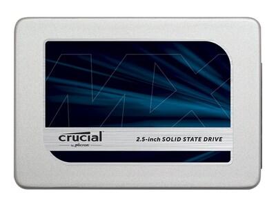 Crucial 2TB MX300 SATA 6Gb s 2.5 SSD, CT2050MX300SSD1, 32618841, Solid State Drives - Internal