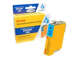 Kodak T126220 Cyan Ink Cartridge for Epson NX330 430, T126220-KD, 31286865, Ink Cartridges & Ink Refill Kits
