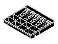 APG Cash Drawer VPK-15B-10-BX Main Image from
