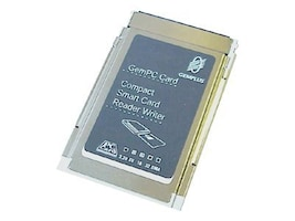 Gemalto PCMCIA Smart Card Reader, HWP110628, 11597789, PC Card/Flash Memory Readers