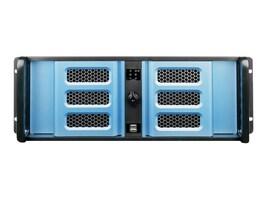 iStarUSA Chassis, D-400L-7SE 4U RM 2x3.5 Bays (1xInternal) 7x5.25 Bays 1x500W PSU, Black, D-407LSE-50R8PD8, 33604548, Cases - Systems/Servers