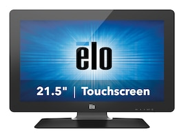 ELO Touch Solutions 2201L 22 Wide Intellitouch Plus, USB Controller, Gray, E107766, 13037662, Monitors - Touchscreen