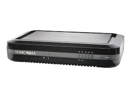 SonicWALL SOHO Firewall with TotalSecure (1 Year), 01-SSC-0651, 19697362, Network Firewall/VPN - Hardware