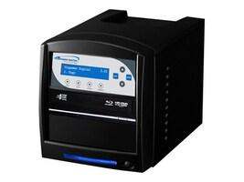 Vinpower SharkBlu Blu-ray DVD CD USB 3.0 1:1 Duplicator w  Hard Drive, SHARKBLU-S1T-BK, 15128808, Disc Duplicators