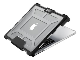 Urban Armor Macbook Pro 13 Late 2016, Ice Black, MBP13-4G-L-IC, 33555168, Carrying Cases - Notebook