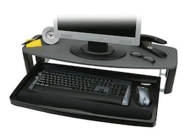 Kensington Over Under Keyboard Drawer with SmartFit System, K60717US, 7748783, Ergonomic Products