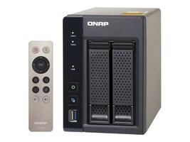 Qnap TS253A SATA 2-Bay Professional Grade Intel QuadCore 1.6G 4GB NAS, TS-253A-4G-US, 31069895, Network Attached Storage