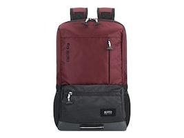 SOLO 15.6 Draft Backpack, Burgundy, VAR701-60, 35982278, Carrying Cases - Notebook