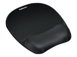 Fellowes Memory Foam Mouse Pad Black, 9176501, 11767813, Ergonomic Products