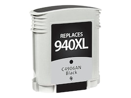V7 C4906AN Black Ink Cartridge for HP Officejet, V7WC940XLB, 17345451, Ink Cartridges & Ink Refill Kits