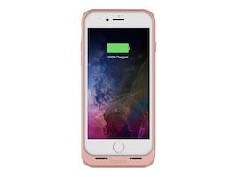 Mophie juice pack air Battery Case 2525mAh Charge Force Wireless Charging for iPhone 7, Gold, 3781, 33586263, Batteries - Other