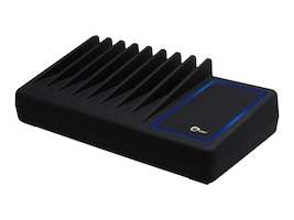 Siig 10-Port USB Charging Station with Ambient Light Deck, AC-PW1314-S1, 32477671, Charging Stations