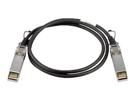 D-Link Direct Attach SFP+ Cable, 1m, DEM-CB100S, 13107421, Cables