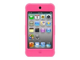 Griffin Protector for iPod Touch 4th Generation, Pink, GB02692-2, 15640801, Carrying Cases - iPod