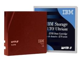 IBM Ultrium LTO-8 Tape Cartridge, 01PL041, 35185560, Tape Drive Cartridges & Accessories