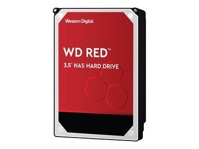 Western Digital 6TB WD Red SATA 6Gb s 3.5 Internal NAS Hard Drive, WD60EFAX, 36600833, Hard Drives - Internal