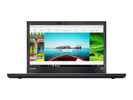 Lenovo TopSeller ThinkPad T470 2.6GHz Core i5 14in display, 20HD004BUS, 33947057, Notebooks