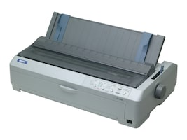 Epson FX-2190 9-pin Wide Dot-Matrix Printer, C11C526001, 461996, Printers - Dot-matrix