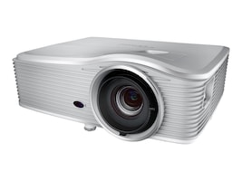 Optoma EH615T 1080p DLP Projector, 6200 Lumens, White, EH615T, 35006138, Projectors