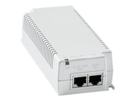 Bosch Security Systems High PoE Midspan, NPD-6001B, 35510748, PoE Accessories