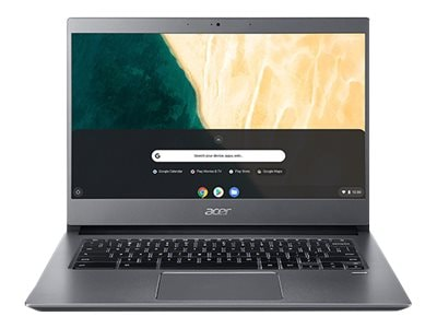 Acer Chromebook 714 CB714-1W-P5SR Pentium Gold 4417U 2.3GHz 8GB 32GB eMMC ac BT WC 14 FHD Chrome OS, NX.HAYAA.002, 37137844, Notebooks