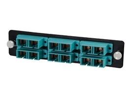 C2G QS LOADED ADPT PNL 6P SCAPC, 31106, 35944765, Patch Panels